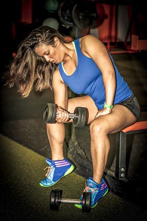 Gina Maria Golds Gym 4-10-15