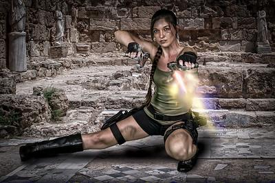 Kayla Carson~Lara Croft-11-2-17