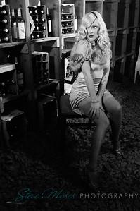 Model - Karyn Karabec; Make Up - Mari Fandl; Hair - Jessica Parol