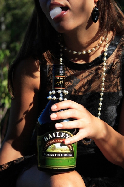 """this image is my """"Product shot """", the rest is just a part of the gallery.<br /> Baileys - you want to be her slave"""