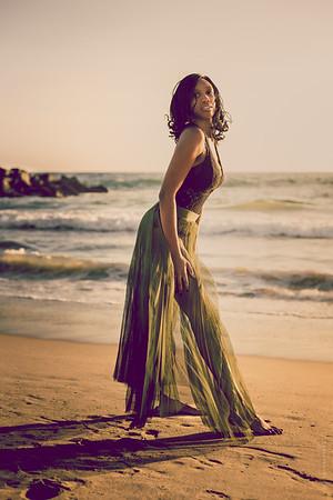 Anazia at Venice Beach, CA