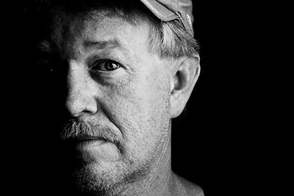 Headshot of photographer David Parrish