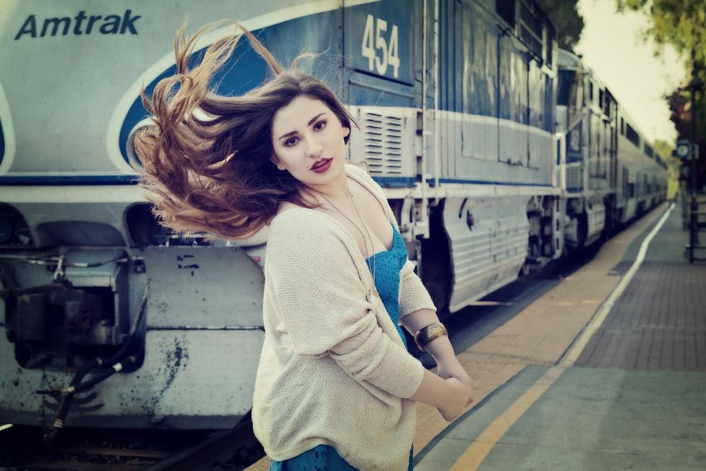 Diana & Train 1