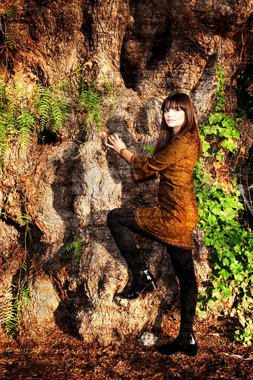 Eleni and Tree