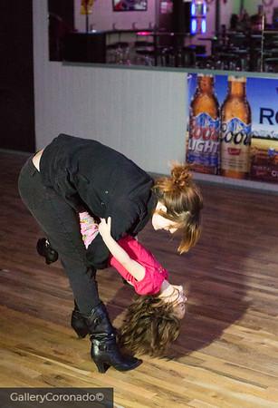 Krista dance w daughter 3030