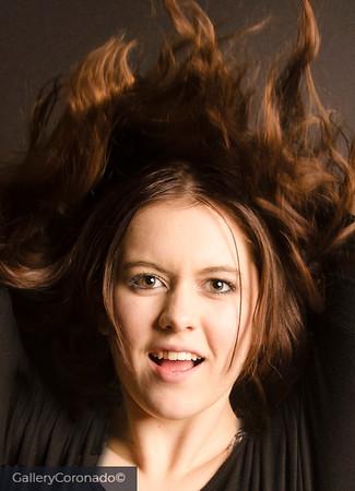 Keeli hair fly up 2732