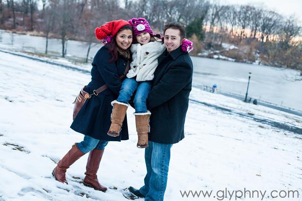 Monsalve's Family 2013