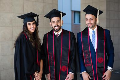 Montaha's Graduation