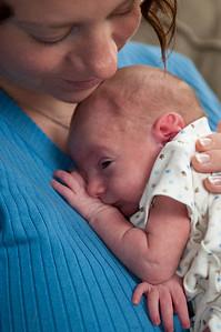 Josef O. Newborn Portraits