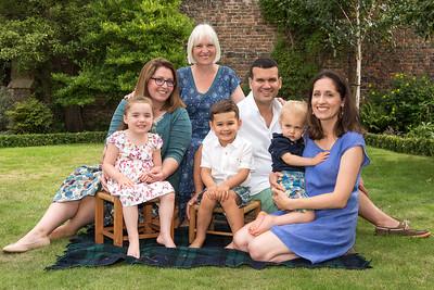 Morag & family