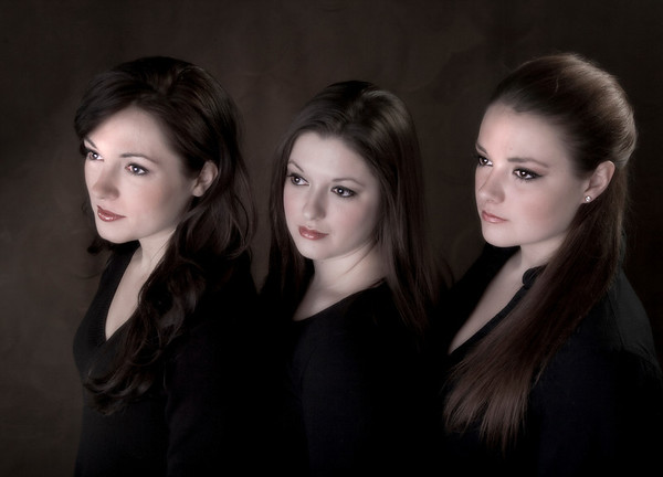 Morgan Sisters Portraits - Lexington Photography