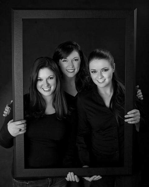 Lexington KY and Raleigh NC Family Photography - Morgan Sisters