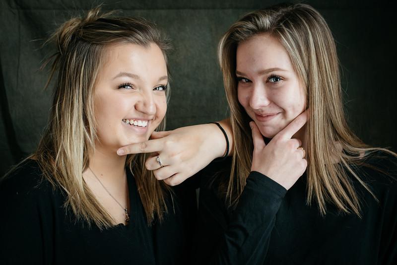 Morgan and Kalee