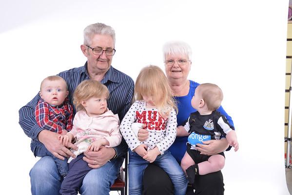 Morland Family 2015