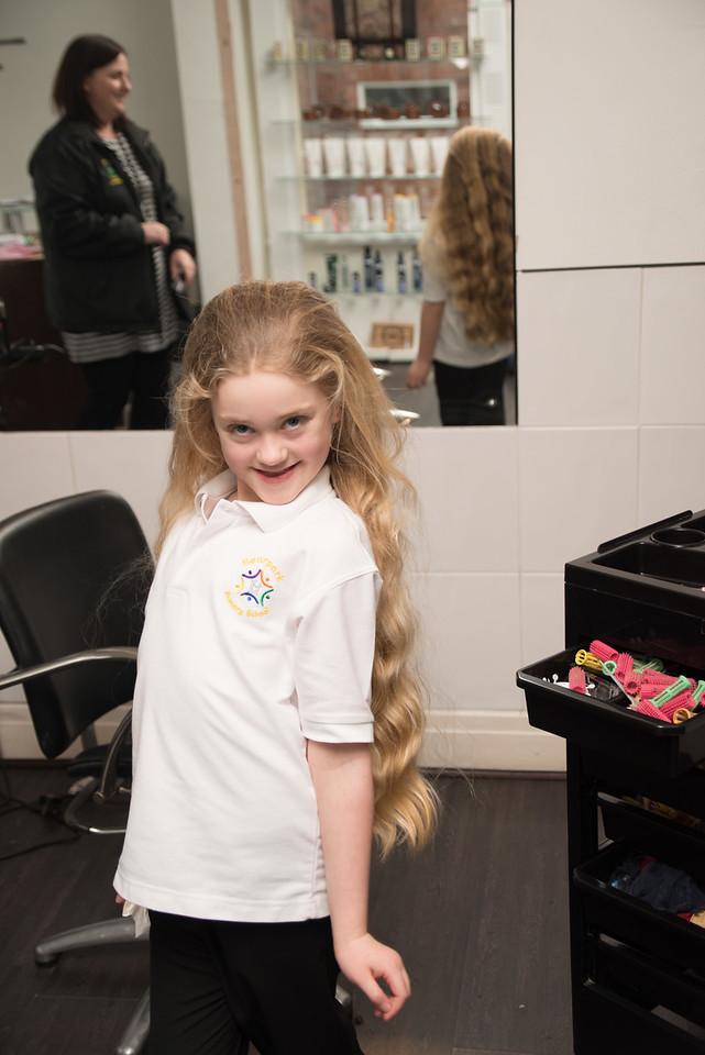 Charity Hair Donation