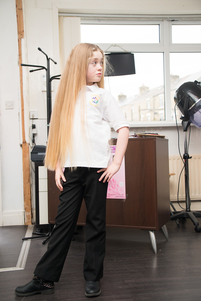 Hair Donation Press gallery