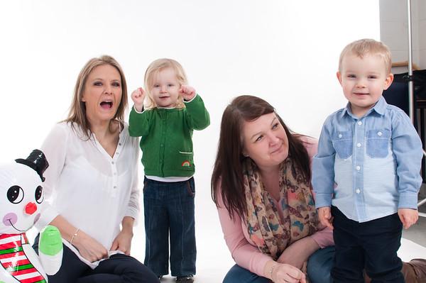 Morris Family 2014