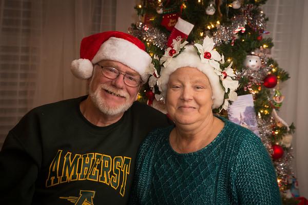 Moss Family Christmas