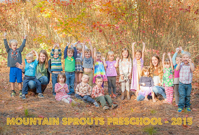 Mtn Sprouts Group 3
