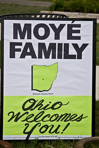 Moye Family Reunion 2012