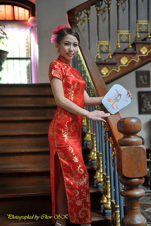 Ms My Queen Int. 2009 - Peranakan Mansion