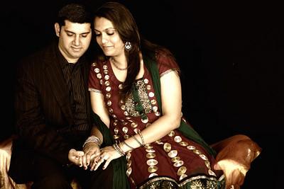 Mohammad & Salima