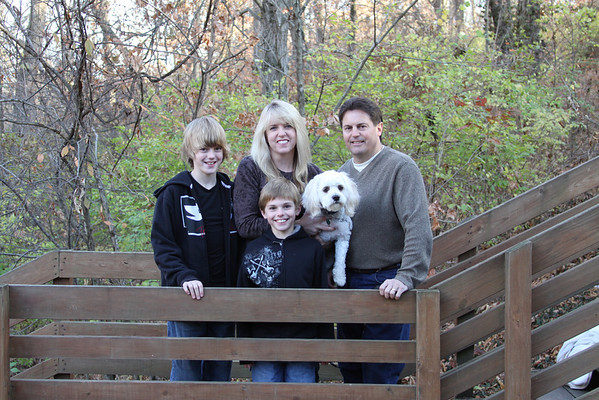 Murphy Family Portraits