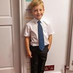 Jack's School Dress Rehearsal