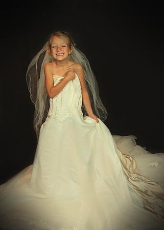 My daughter - My dress