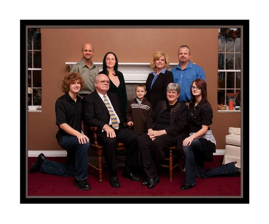 2011 Slagle Family photos - Both Sides
