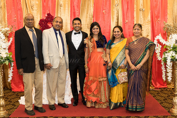 Namrata And Rahul Wedding Reception