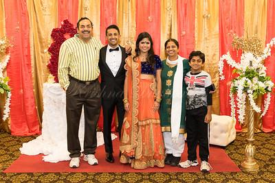 Namrata And Rahul Wedding Reception