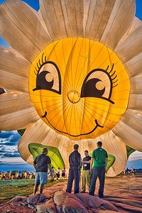 Balloon Festival Immokalee Florida