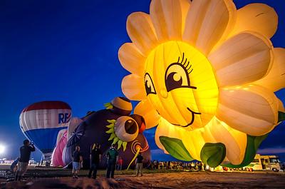 Balloon festival Immokalee
