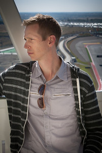Jason at Circuit of the Americas