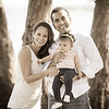 Natalia, Leonard, Katia, and Jamrock Family Photo Session 2012