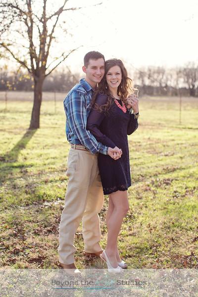 Natalie & Jarrett Engagement