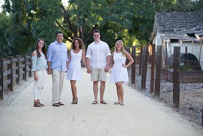 Nathalie Leonard Family