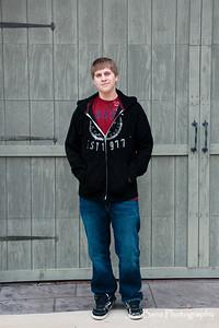 Nathan Volmering Senior Portraits