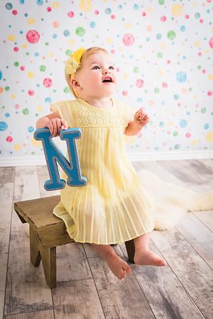wlc Nellie 1st bday182017