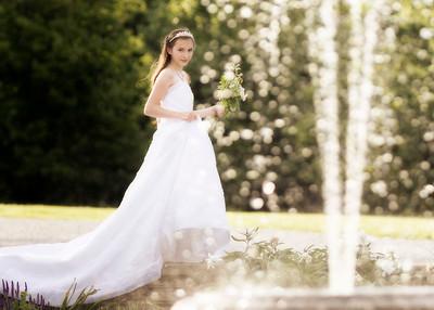 128 Neva Bride dress 2019