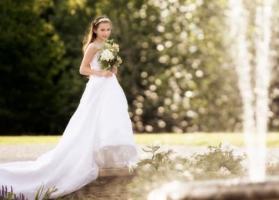 129 Neva Bride dress 2019