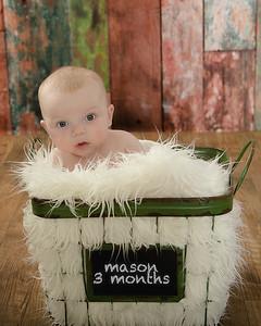 Mason 3 month 16
