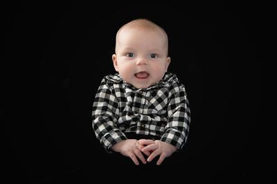 Mason 3 month 9
