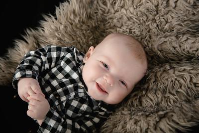 Mason 3 month 4