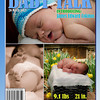 Baby Talk magazine introduces James Edward.