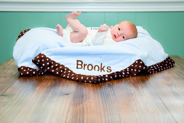 Baby Brooks {four days}