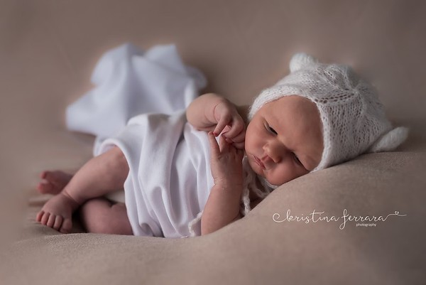 Asher's Newborn Shoot
