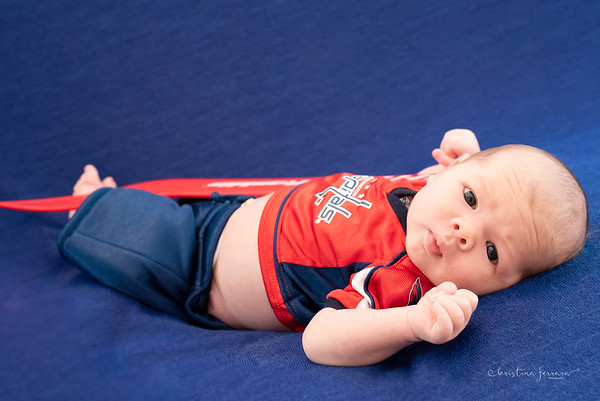 Easton's Newborn  Photo