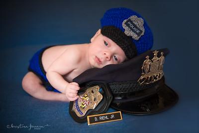 Newborn Cop